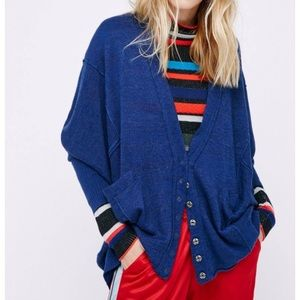 NEW Free People Days Like This Cardigan